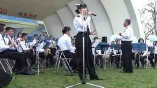 [中川麻梨子] 女性自衛官が歌う 中島みゆき『糸』 - 海上自衛隊横須賀音楽隊