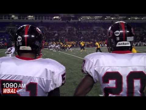 Md State Title Games: Bright Lights, Big City