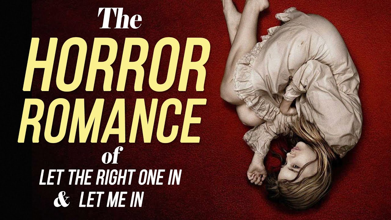Download The Horror Romance of Let the Right One In and Let Me In