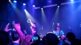 El Beso Negro - Chabelos en la Noche de Barranco 02/08/2014