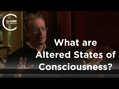 Patrick McNamara - What are Altered States of Consciousness?