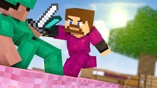 ИГРАЮ С ИНОСТРАНЦЕМ В НОВЫЙ БЕДВАРС РАШ - Minecraft Bed Wars Rush