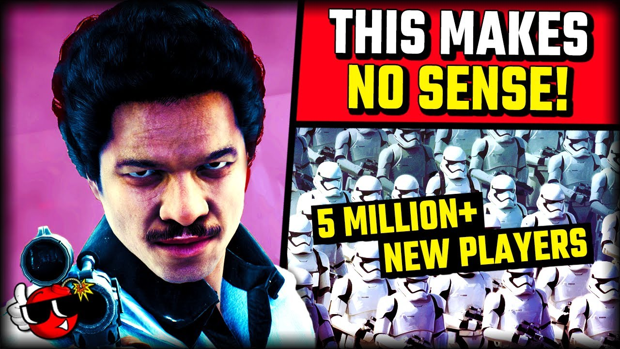 Battlefront 2 has MILLIONS of new players... but EA are looking to the future? thumbnail