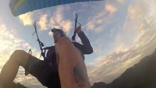 FireFly 2 Ozone Speed flying in Pedra Bonita, RJ - Brasil