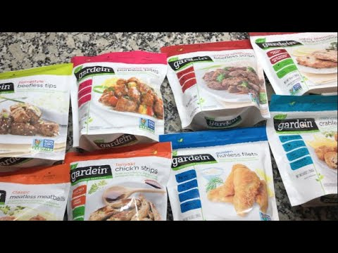 Gardein Products Review | Vegan Meat Alternatives Part 1