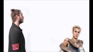 Justin Bieber X Post Malone - Where are Ü Now (White Iverson) Remix/Mashup