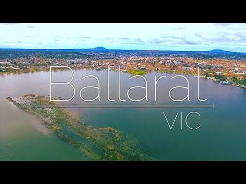 Seeing the sights of Ballarat VIC