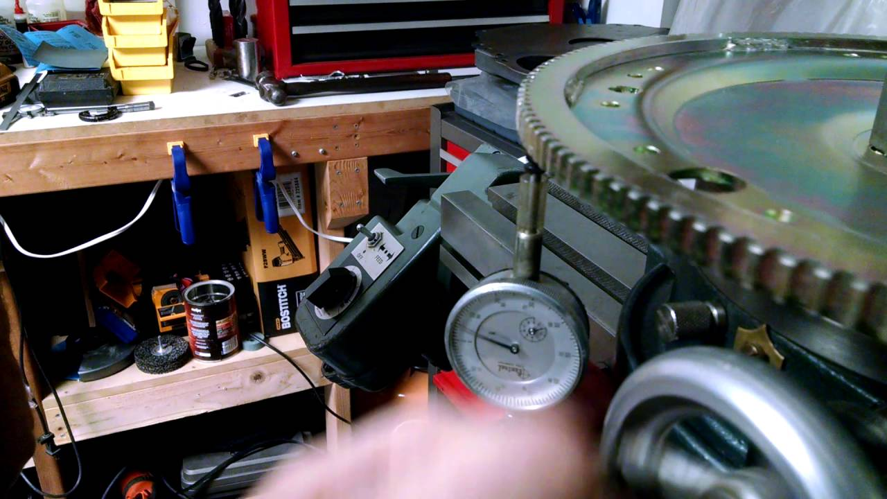 FORD SMALL BLOCK FLEXPLATE QUEST PART 6