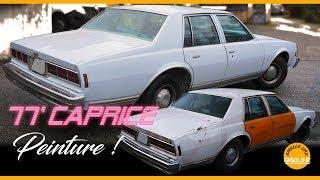 Chevrolet Caprice 77' - Nouvelle couleur ! Episode 9