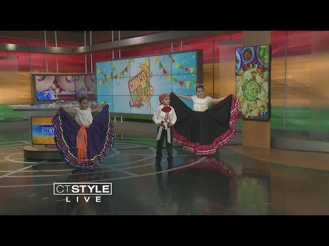 A Traditional Mexican Dance to Celebrate Cinco de Mayo
