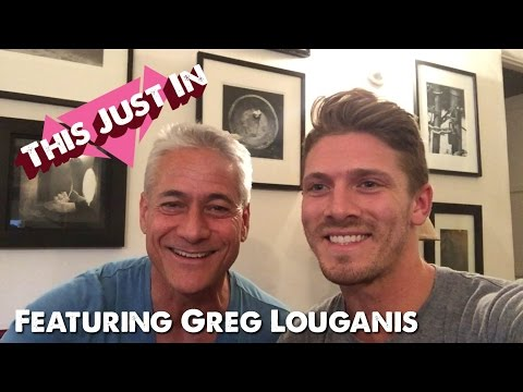 "Greg Louganis - Candid Sit Down with the ""World"