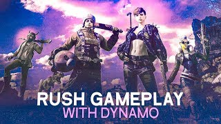 PUBG MOBILE LIVE WITH DYNAMO GAMING   SOLO + RANDOM TEAM MATCHES TODAY