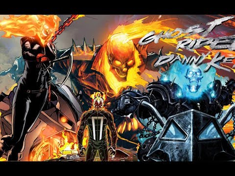 All Ghost Riders Origin Story in Hindi [HD]