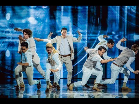 Avant Garde Collective   Finale   Belgium's Got Talent