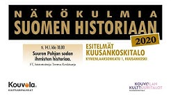 Näkökulmia Suomen Historiaan 2020 luentosarja 2/4