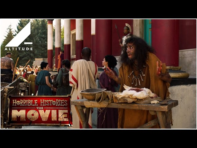 HORRIBLE HISTORIES: THE MOVIE - ROTTEN ROMANS - OFFICIAL TRAILER - IN CINEMAS NOW