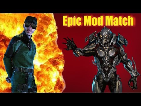 Epic Modded Match | Inferno Cutter Vs Forerunner Leader