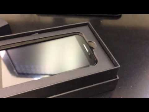 ZOPO ZP900 Unboxing