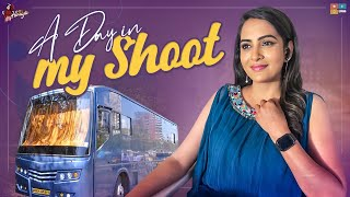 A Day In my Shoot || Varudukavalenu movie || Nagasourya || Ritu Varma || Its Himaja