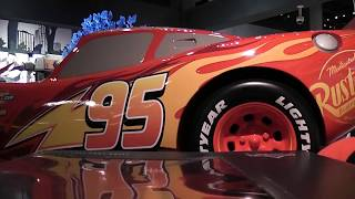 Star Wars, Toy Story, And Cars At The Disney Store, New York City