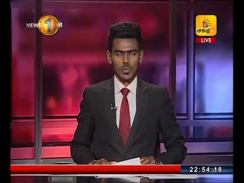 News 1st: Prime Time Tamil News - 10.45 PM | (20-03-2018)