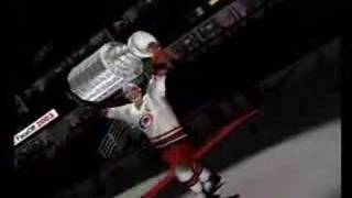 NHL Face Off 2003 Playstation 2 - Stanley Cup video