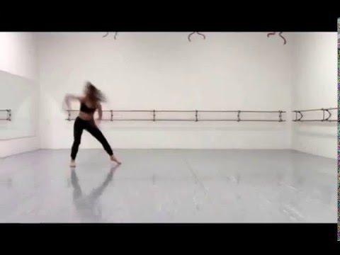 """Hello"" Cover (Adele) Contemporary Dance/ Improv"