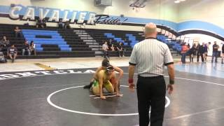 RVHS 195 vs COACHELLA VALLEY 195.