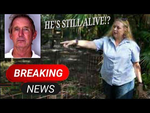 "Tiger King ""BREAKING NEWS"" Carole Baskin Admits EX Don Lewis is Still ALIVE!?"