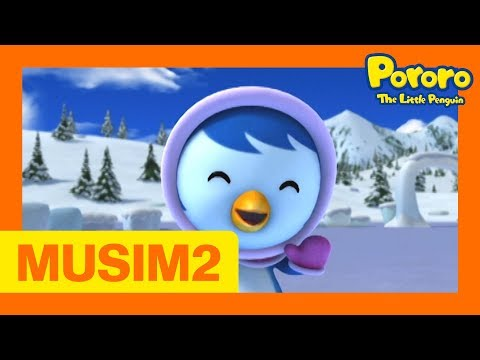 #1 Halo, Teman-teman    Pororo Si Penguin Kecil Musim 2   Animasi Indonesia
