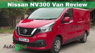 2018 Nissan NV300 Review