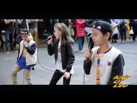 Worth It-Fifth Harmony Kids Of Leo LIVE COVER August 2016 World's Youngest Sibling Urban Pop Group