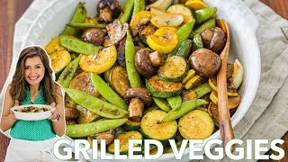 How To Make Grilled Vegetables - The EASY Way 👍🏻