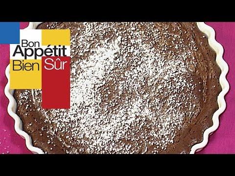 gateau au chocolat sans farine - youtube