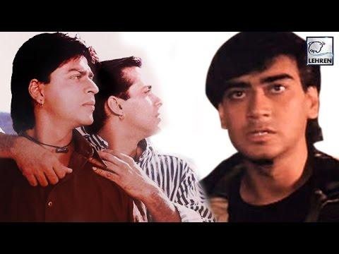 Salman Khan GOT Karan Arjun Because Of Ajay Devgn | Lehren Diaries