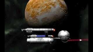 "STAR TREK LEGACY HD ""Earth-Romulan War Mod"" (2012) 720p"