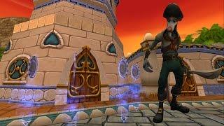 "Wizard101: NEW Stone Skeleton Key Boss | ""CAPTAIN HOCKINS"""