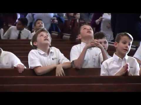 First All School Mass