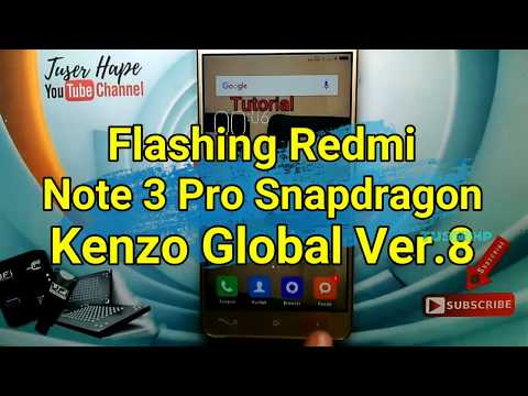 cara-flashing-redmi-note-3-qualcomm-aka-kenzo