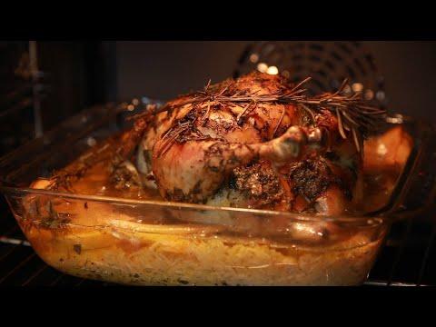 Вопрос: Как приготовить курицу в масле?