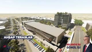 Cumhur ittifakı Akhisar Belediye Başkan Adayı Hüseyin Eryüksel Zeytin Dalı Yaşam Merkezi Projesi Dem