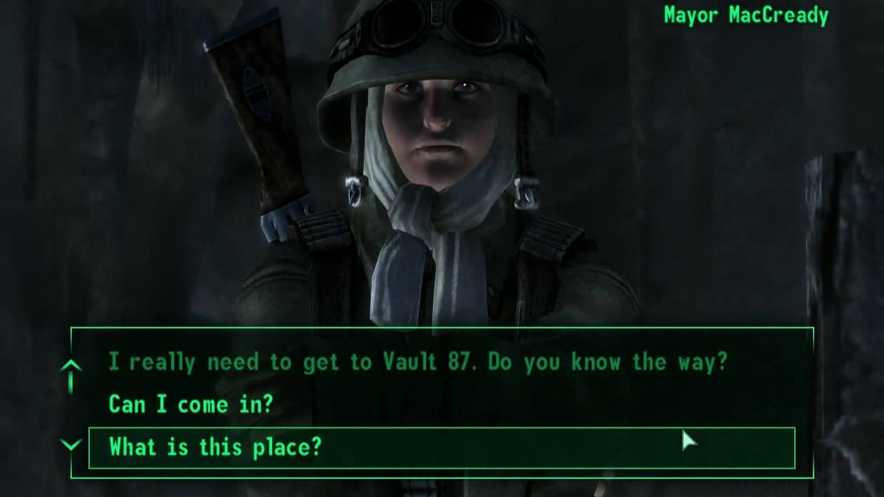 fallout 3 what your mom looks like