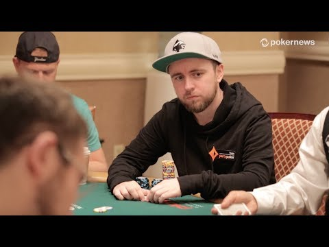 WSOP Main Event Hand Analysis with Patrick Leonard