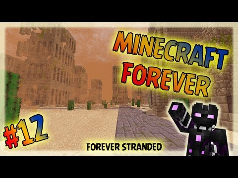 MINECRAFT FOREVER#12 - MODS ITA - XanderT + Luke4316 - MANCA FERRO!