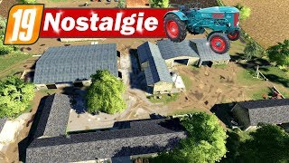 LS19 Nostalgie #01 - Willkommen auf The Old Streams Map | Old Stream Farm Farming Simulator 19