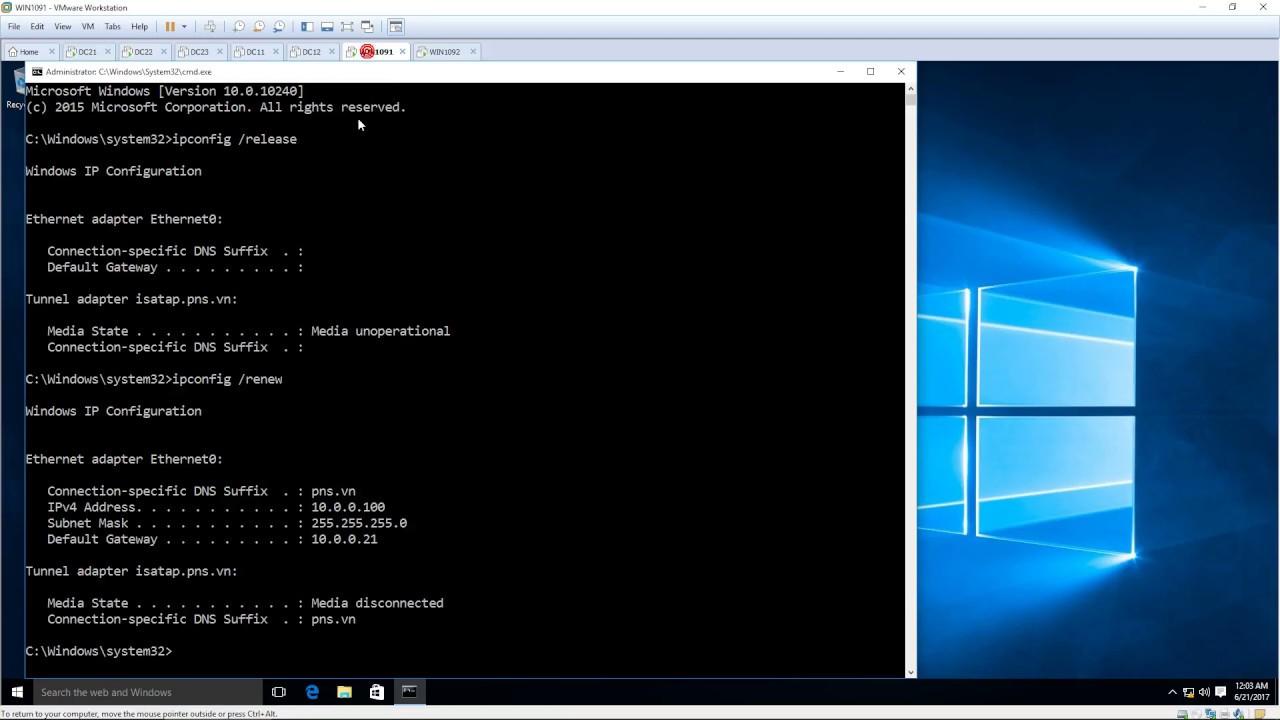 Audit DHCP Server log running Windows Server 2016