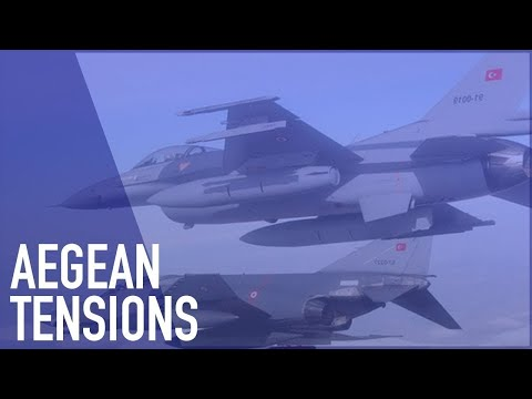 CRISIS in the EASTERN MEDITERRANEAN // Why GREECE and TURKEY