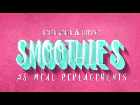 Create A Tropical Vanilla Complete  Smoothie With Ashley Nickole
