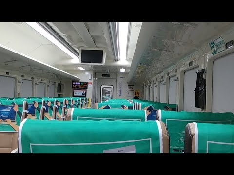 [Live] Sahur in the train
