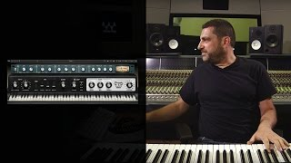 Electric 88 Piano – Plugin Overview with Yoad Nevo